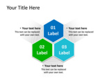 PowerPoint Slide - This PowerPoint diagram shows how each process leads to the other.