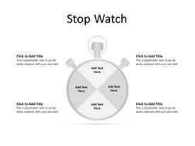 A Stopwatch concept