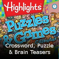 Crossword Puzzle & Brain Teasers