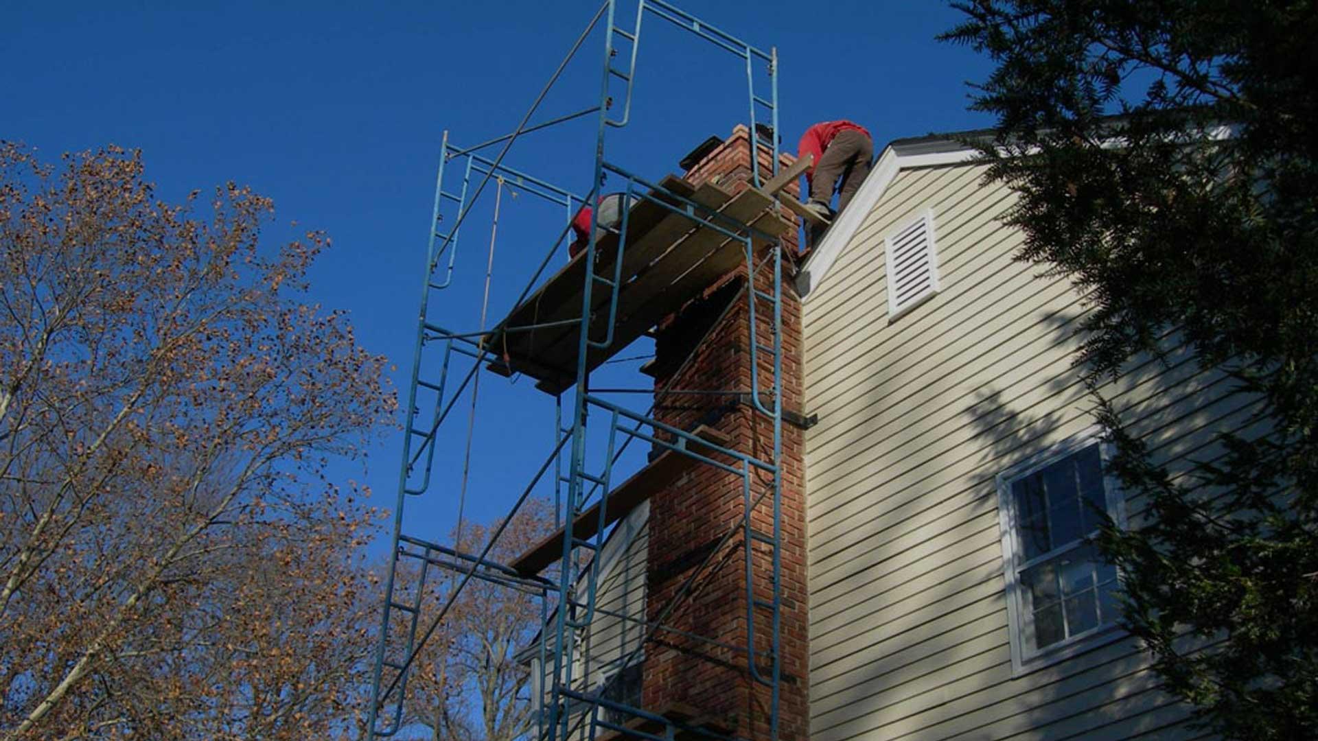 Chimney Contractors Serving Westfield Nj Sposato Masonry