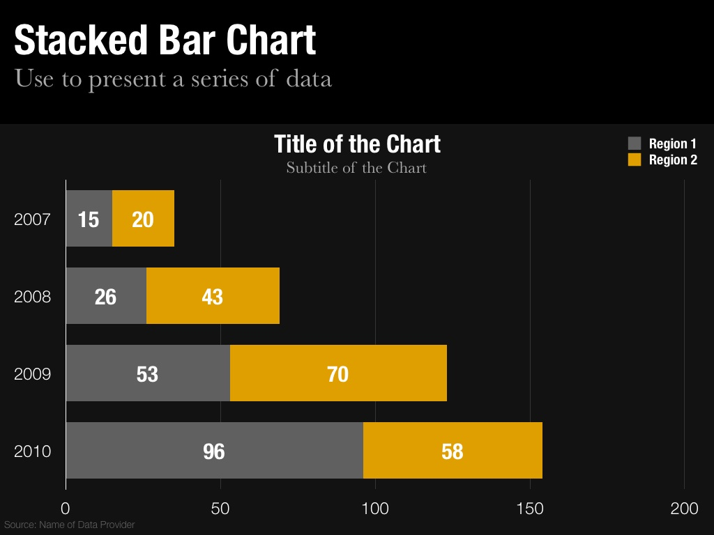 Bar chart template for keynote and powerpoint slidevana bar chart slide stacked bar chart slide nvjuhfo Image collections