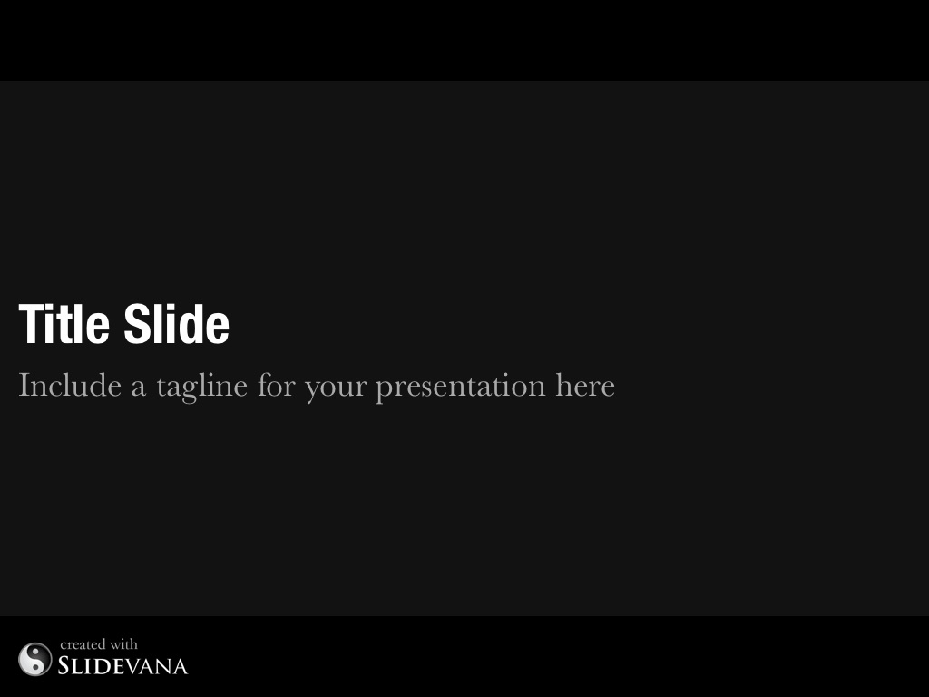 Contact Slide Template for Keynote and PowerPoint - Slidevana