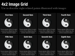 Image Grid Template