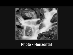 Photo - Horizontal Slide