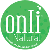 Onli Natural Beverage Company ReBrand by sliStudios Miami