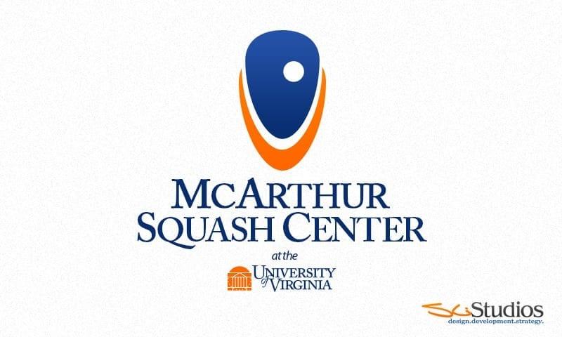 McArthur Squash Center Logo Design - sliStudios - Miami Branding