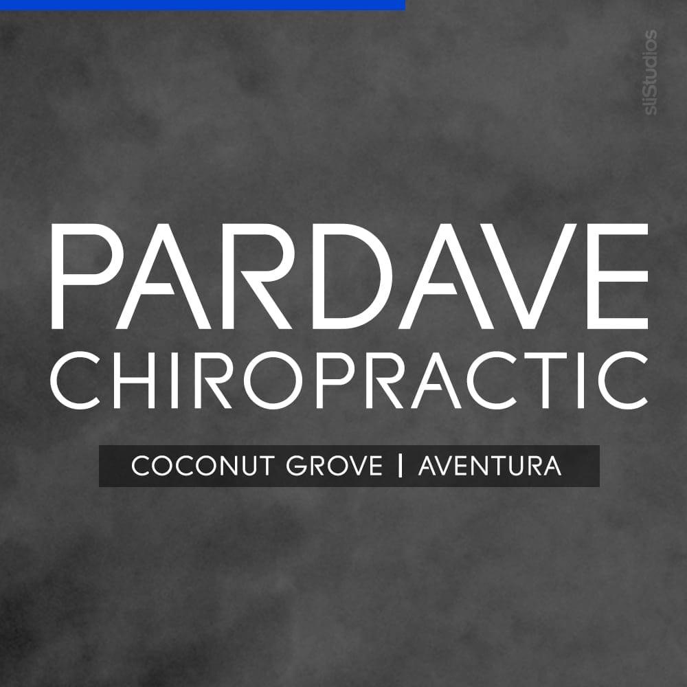 Pardave Chiropractic - Branding - Website Design - bizProWeb