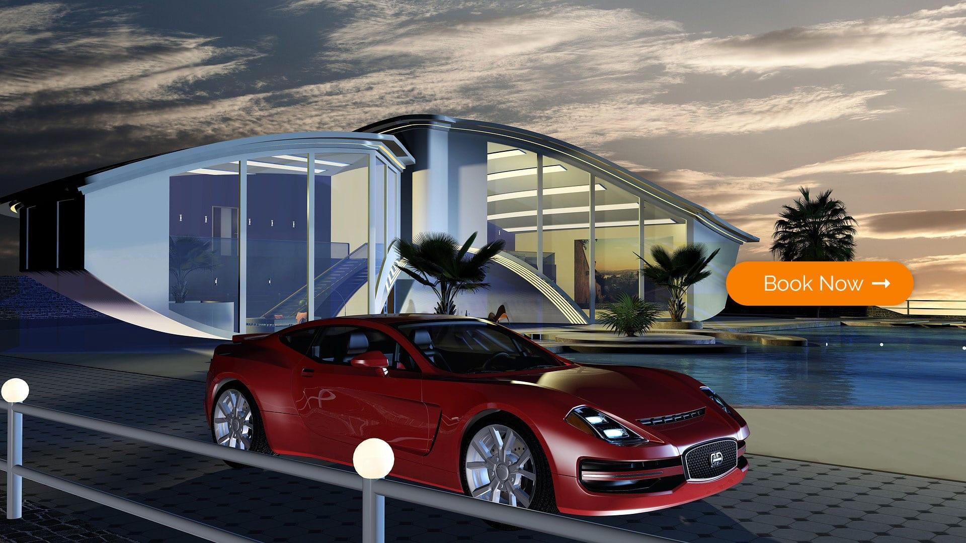 NomadeVillaCollection.com – Vacation Rental Website Design – sliStudios