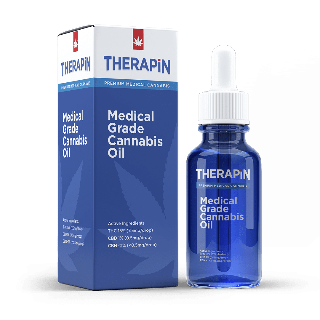 THERAPiN Brand and Packaging Design - Medical Cannabis Company - sliStudios Miami