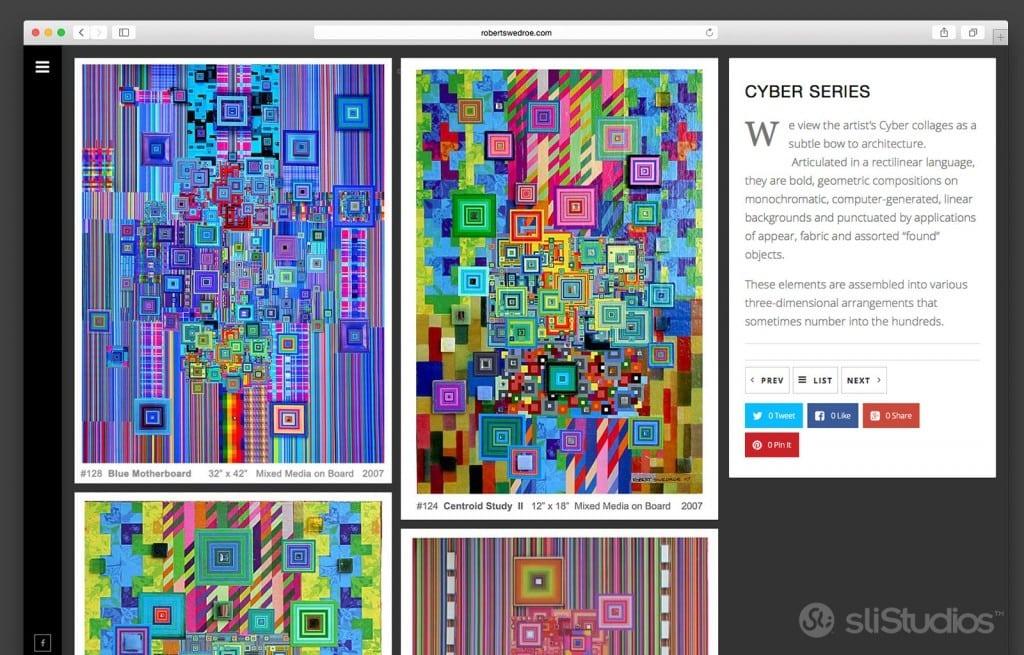 SwedroeArt-Gallery - bizProWeb