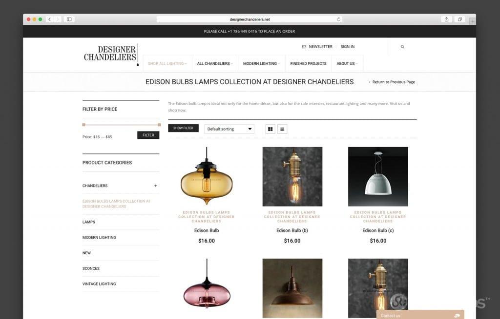 DesignerChandeliers-Store
