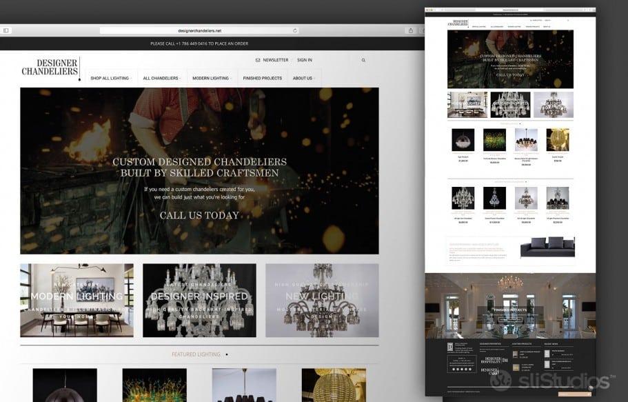 DesignerChandeliers-Website-Design