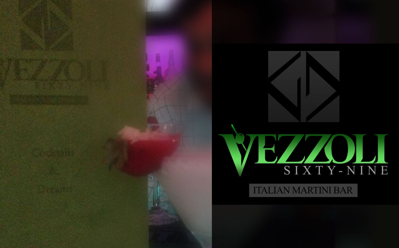 Via Verdi Cucina Rustica - Vezzoli69 Logo Design