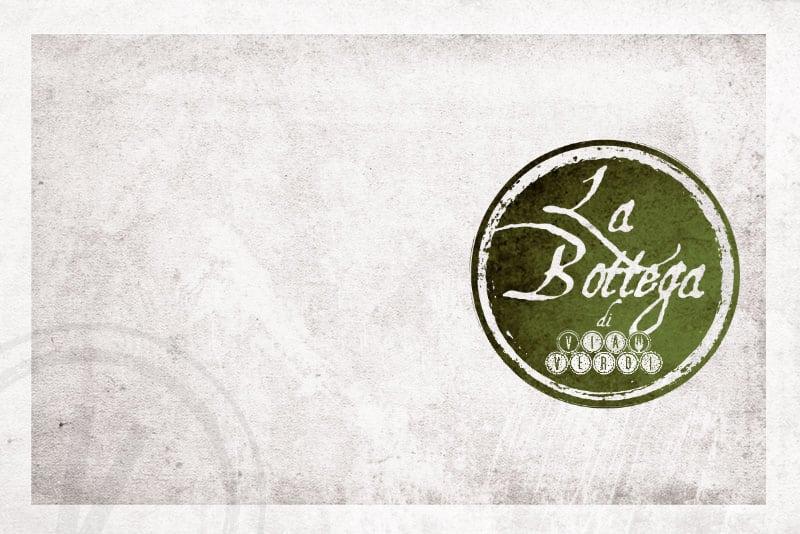 Via Verdi Cucina Rustica - La Bottega Logo Design