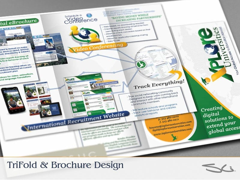 iXplore-Print Design