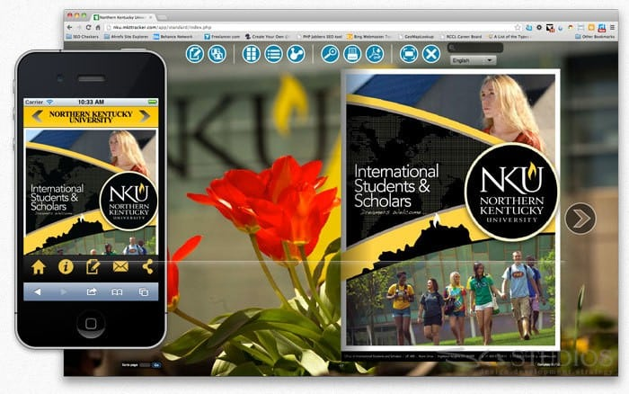 iXplore-Digital Brochure Design-NKU