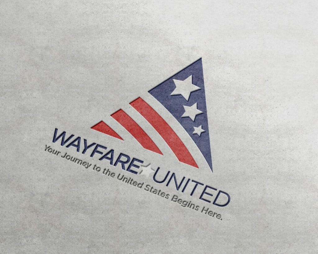Wayfare United Logo Design