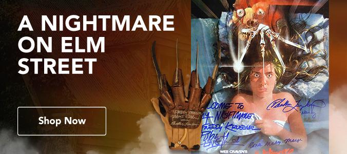 Bspot mobile - A Nightmare on Elm Street
