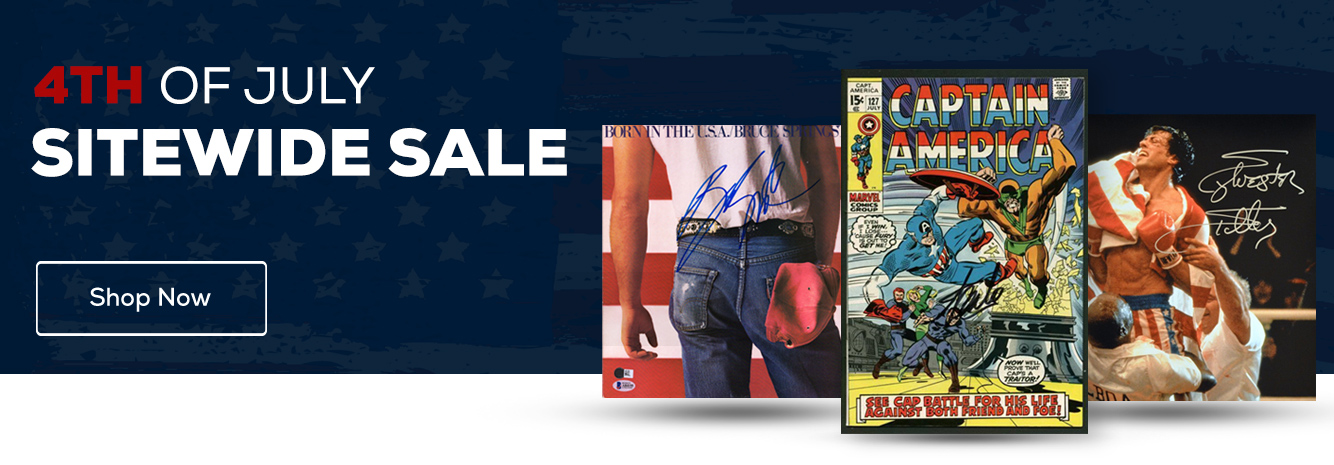 Hero - 4th Of July Sale