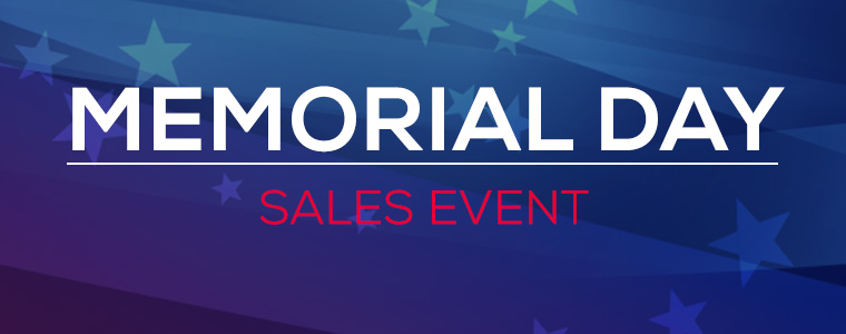 Mobile LP Header - Memorial Day Sale
