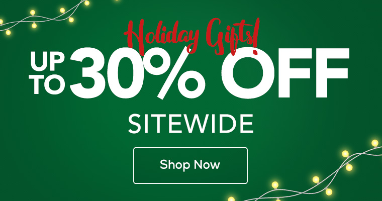Mobile Hero - Holiday Sitewide Sale