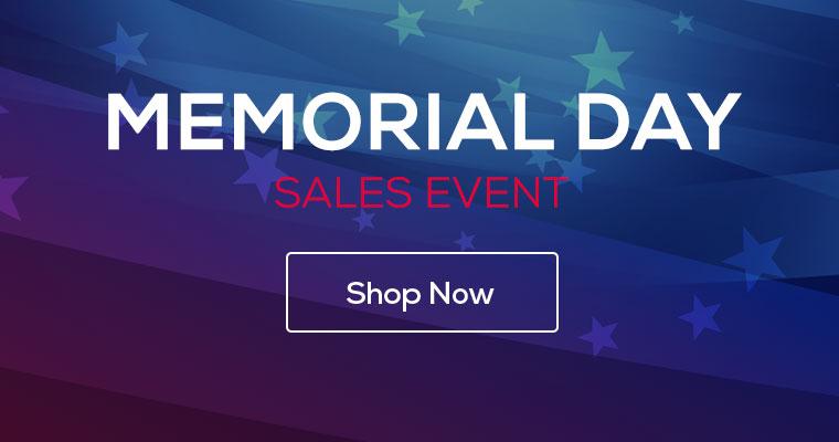 Mobile Hero - Memorial Day Sale