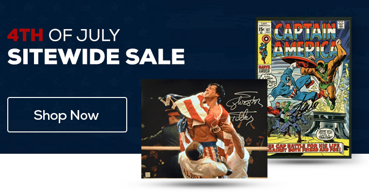 Mobile Hero - 4th Of July Sale