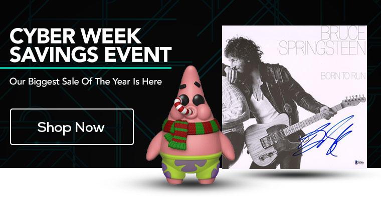 Mobile Hero - Cyber Week Sale