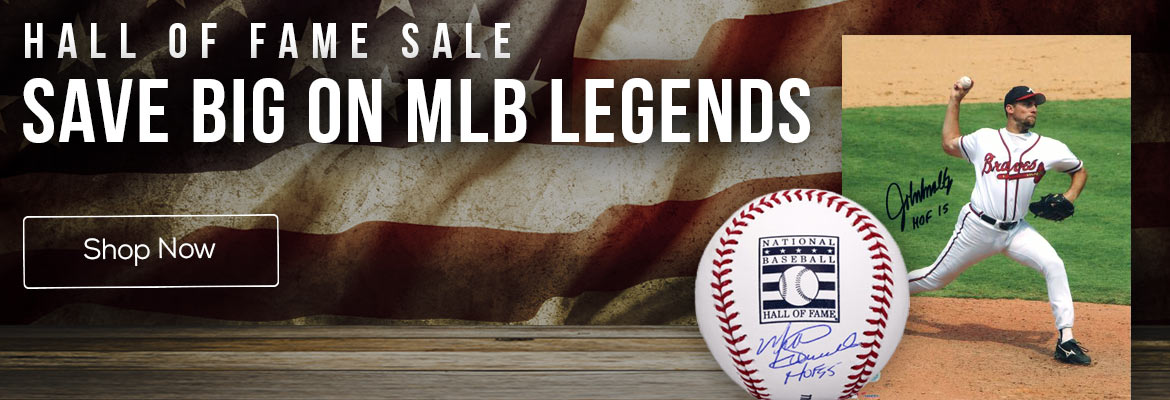 MLB HOF Sale MM Hero