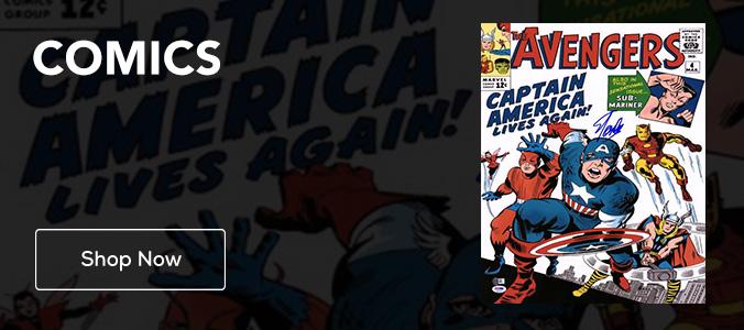 comic generic august 2018