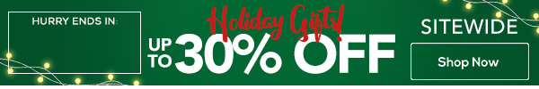 Holiday Sitewide Sale
