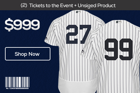 on sale 7f7a5 e0bd4 An Evening with Aaron Judge and Giancarlo Stanton ...