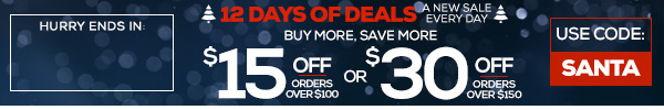 12 Days of Deals - Buy More, Save More