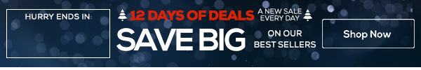 12 Days of Deals - Best Sellers