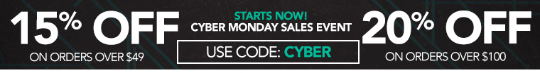 Mobile Under Nav - Cyber Monday BMSM