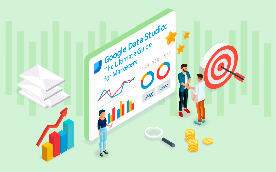 Google Data Studio: The Ultimate Guide for Marketers