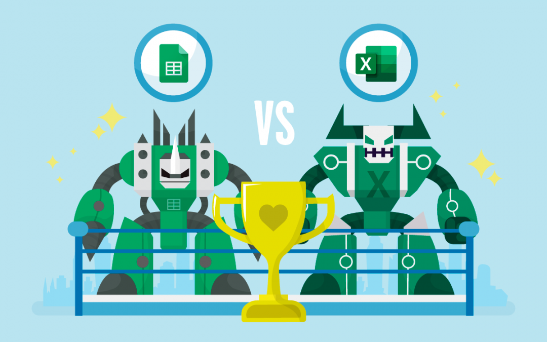 Google Sheets vs. Excel: which is better for digital marketing?