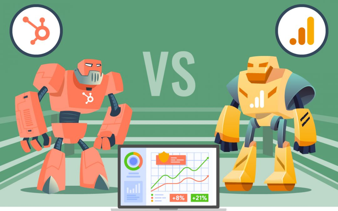 HubSpot Vs Google Analytics: A Comparison of Website Analytics Tools for Marketers