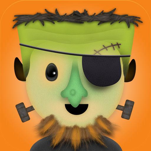 Mask Jumble Halloween