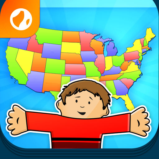 Learn The States With Flat Stanley