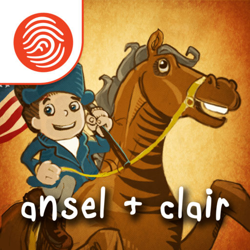 Ansel and Clair: Paul Revere's Ride