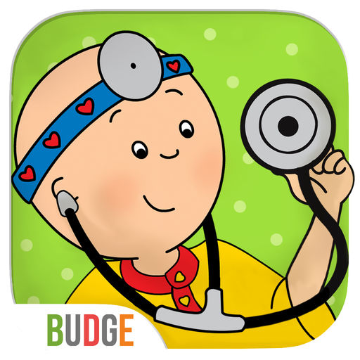 Caillou Check Up - Doctor's Office