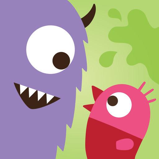 Sago Mini Monsters