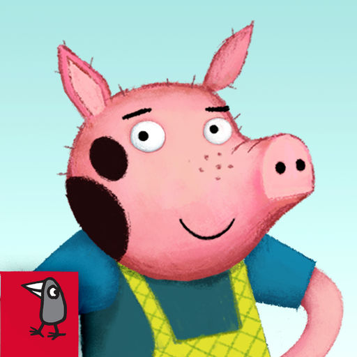 The Three Little Pigs - A Nosy Crow Animated Interactive Storybook