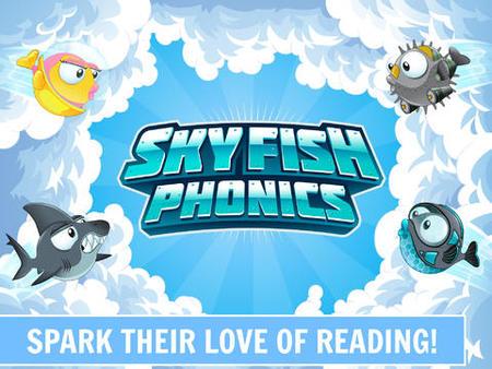 Sky Fish Phonics