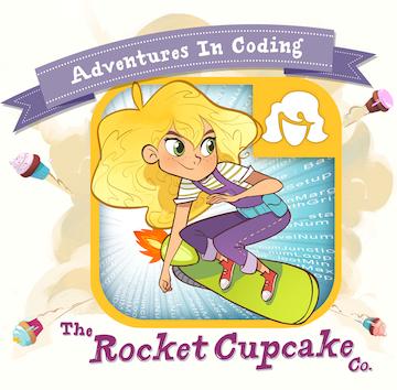 Goldieblox: Adventures in Coding - The Rocket Cupcake Co.