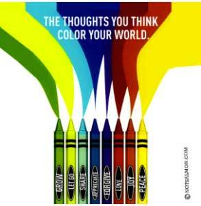 Thoughtscolors
