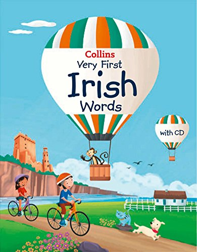 Collins Very First Irish Words (Collins Primary Dictionaries)
