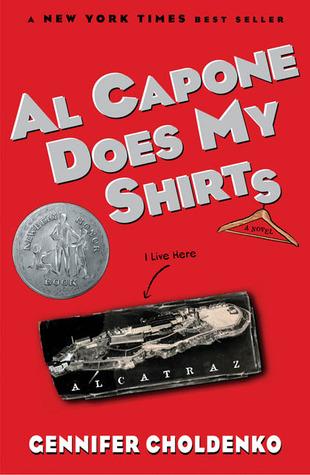Al Capone Does My Shirts (Al Capone at Alcatraz, #1)