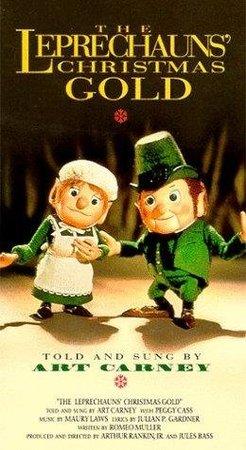 The Leprechauns' Christmas Gold